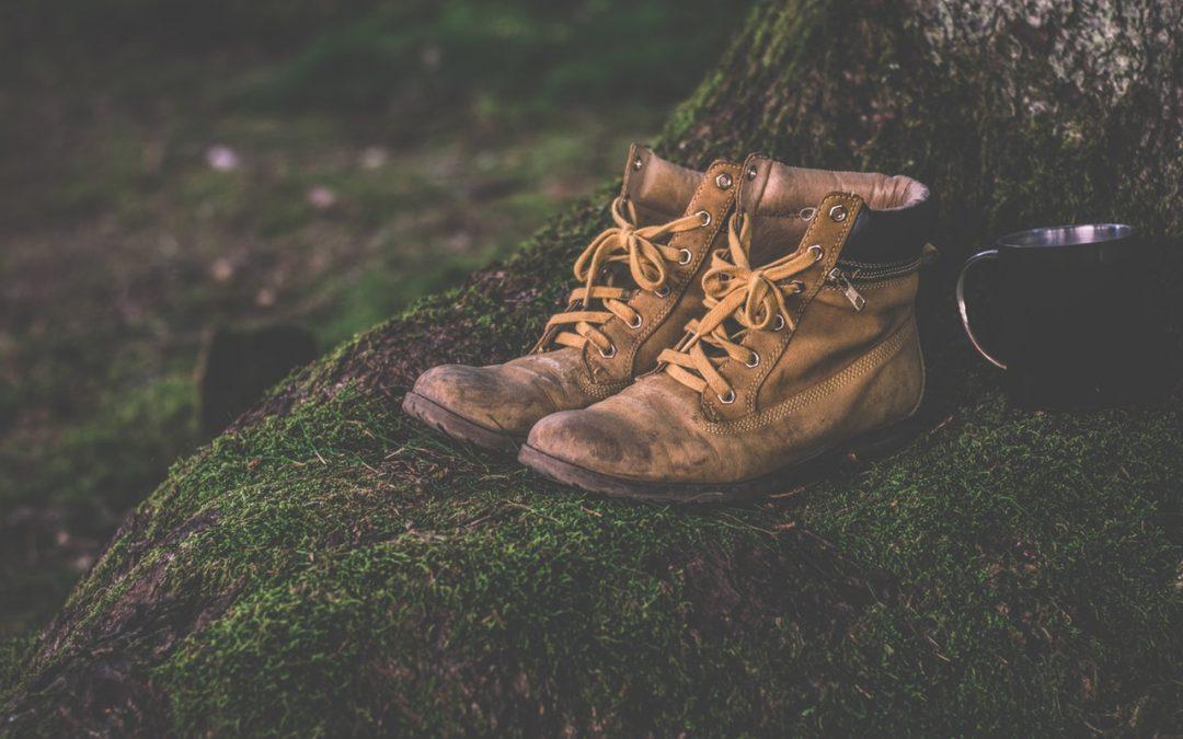 El origen de los zapatos de cuero