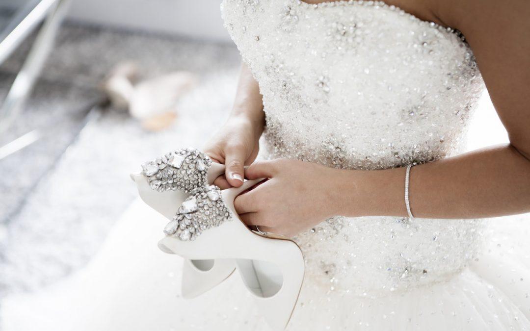 Top 5 zapatos de novia de cuero