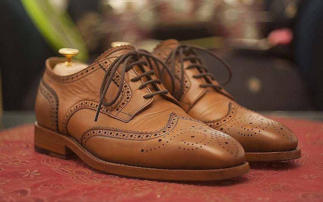 Tipos de calzado de piel para ocasiones especiales